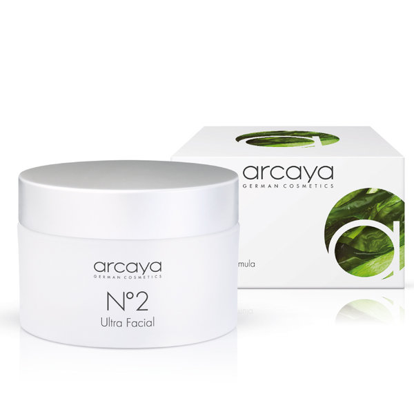 Arcaya N° 2 Ultra Facial Creme 100 ml